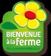 bienvenue à la ferme logo