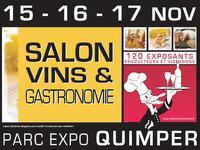 Salon vins & gastronomie Quimper